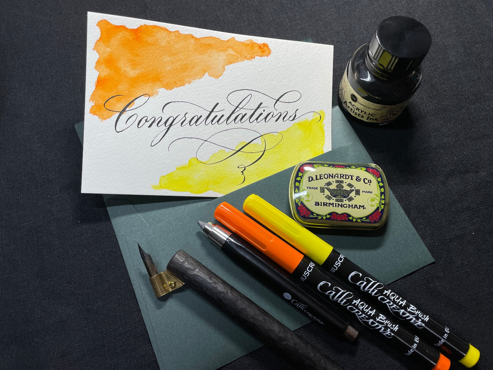 Create your Own...Congratulations Card