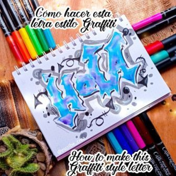 Create your Own...Graffiti Letters