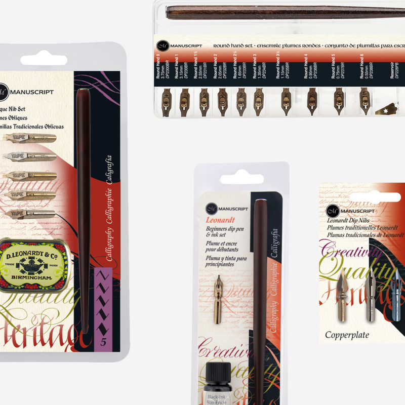 dip_pen_calligraphy_sets